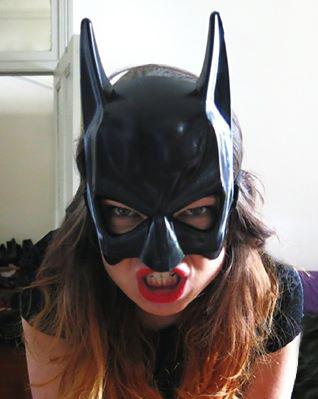 Feisty Cuffs - Team Batman
